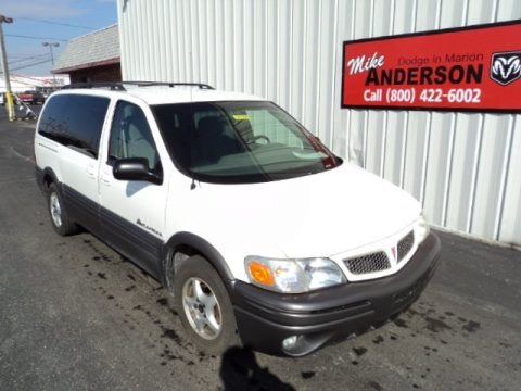Summit White 2003 Pontiac Montana