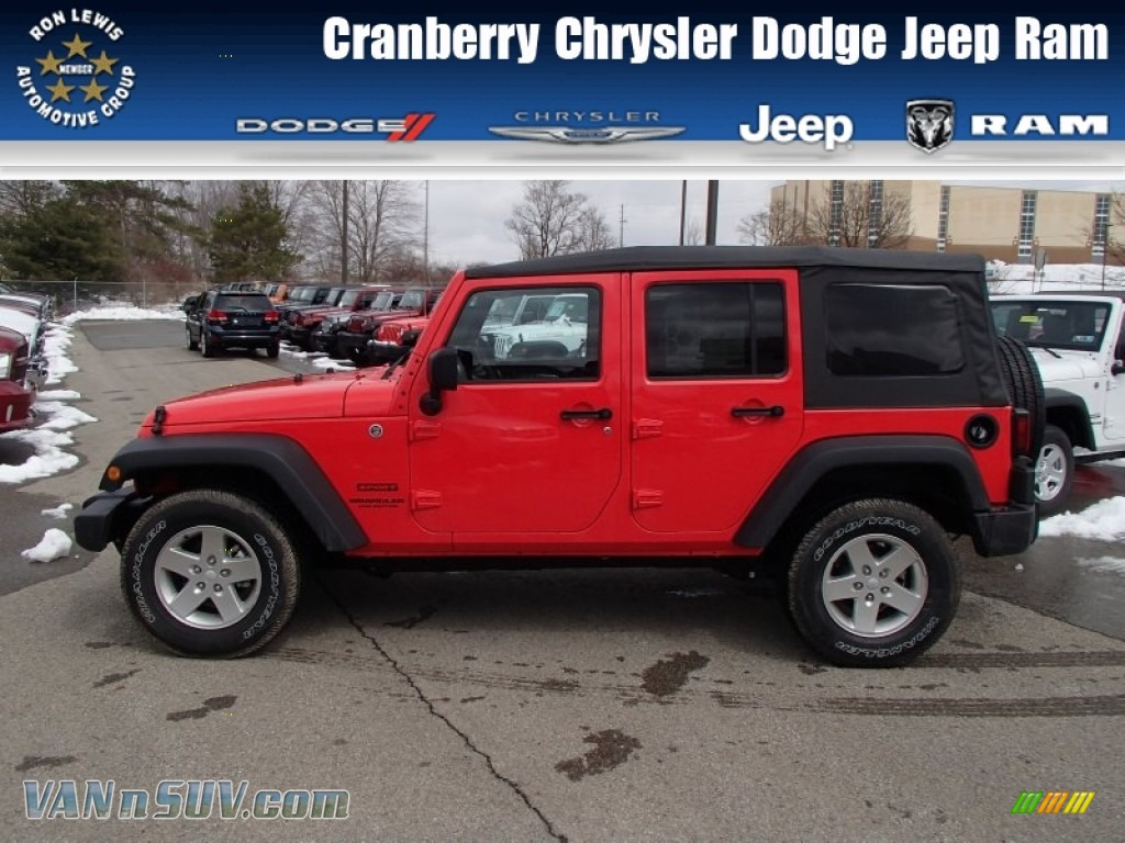 cars for sale 2013 jeep wrangler 4x4 unlimited sport in autos post. Black Bedroom Furniture Sets. Home Design Ideas