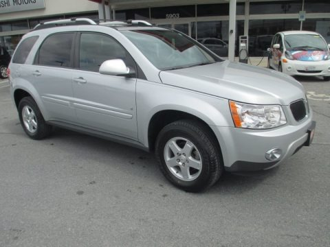 Quicksilver Metallic 2009 Pontiac Torrent AWD