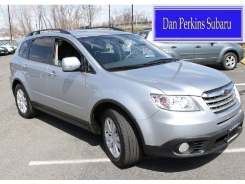 Ice Silver Metallic 2012 Subaru Tribeca 3.6R Limited