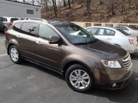 Deep Bronze Metallic 2008 Subaru Tribeca Limited 5 Passenger