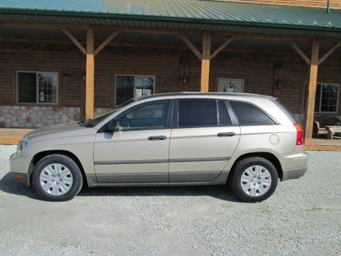Bright Silver Metallic 2006 Chrysler Pacifica