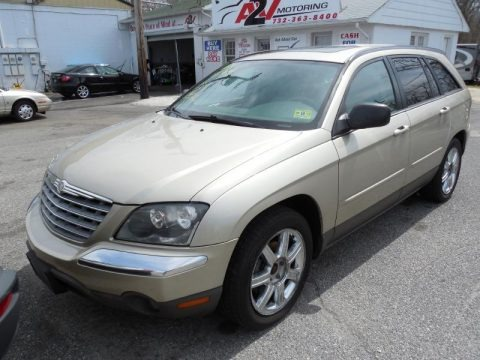Linen Gold Metallic Pearl 2006 Chrysler Pacifica Touring