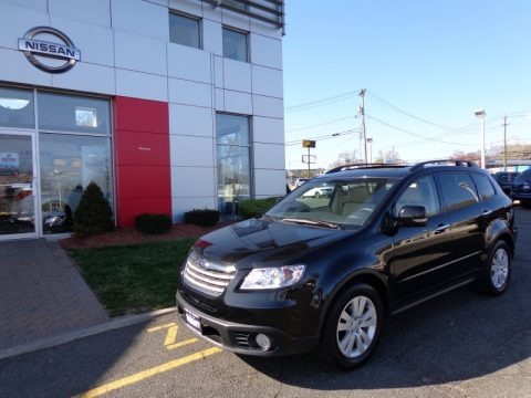 Crystal Black Silica 2011 Subaru Tribeca 3.6R Limited