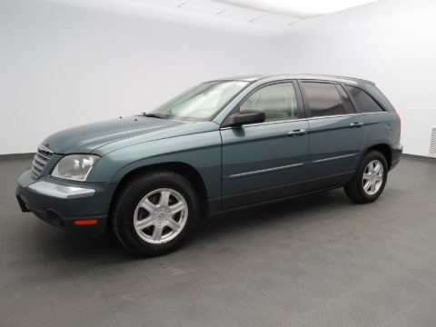 Magnesium Green Pearl 2005 Chrysler Pacifica Touring