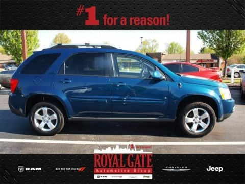 Crystal Lake Metallic 2006 Pontiac Torrent