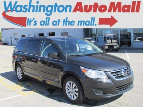 Twilight Gray Metallic 2012 Volkswagen Routan SE