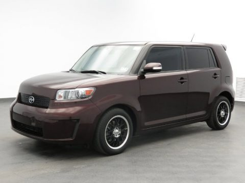 Black Berry Crush Metallic 2009 Scion xB 