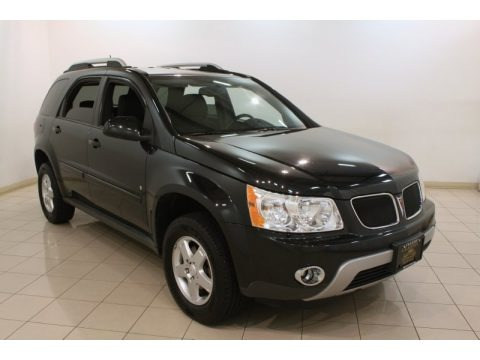 Carbon Black Metallic 2008 Pontiac Torrent AWD