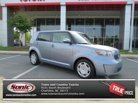Stingray Metallic 2010 Scion xB 