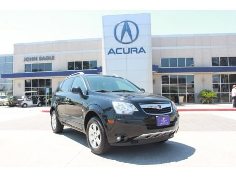 Black Onyx 2008 Saturn VUE XR AWD