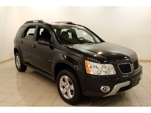 Carbon Black Metallic 2008 Pontiac Torrent