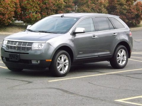 Sterling Grey Metallic 2010 Lincoln MKX AWD
