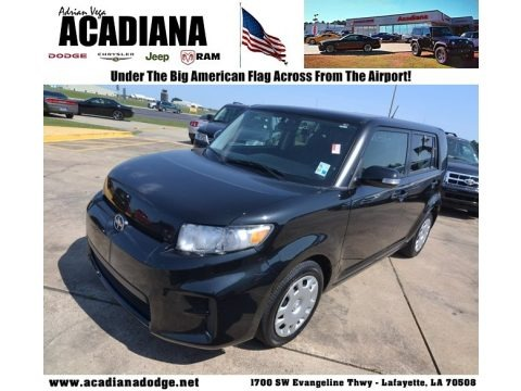 Black Sand Pearl 2012 Scion xB 