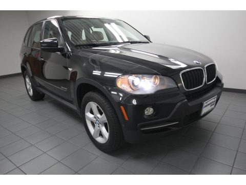 Black Sapphire Metallic 2010 BMW X5 xDrive30i