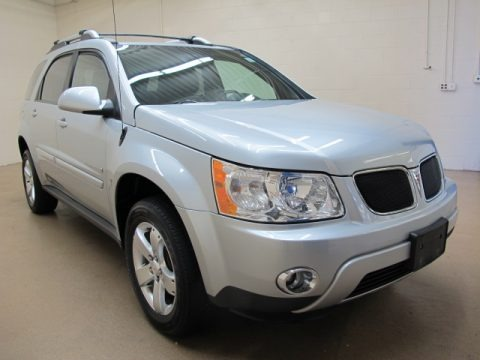Silver Alloy Metallic 2006 Pontiac Torrent AWD