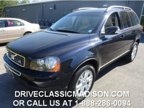 Magic Blue Metallic 2007 Volvo XC90 V8 AWD