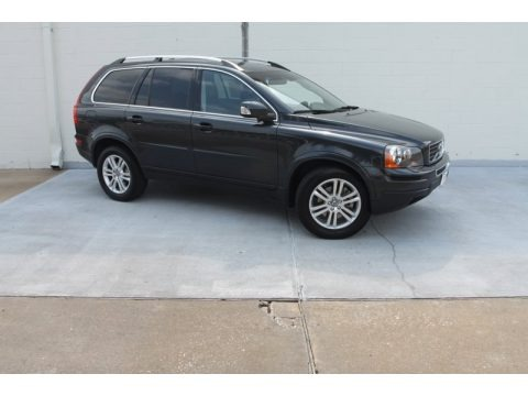 Savile Grey Metallic 2010 Volvo XC90 3.2