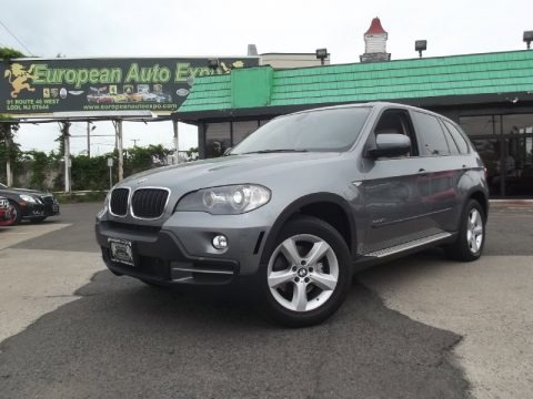 Space Grey Metallic 2010 BMW X5 xDrive30i