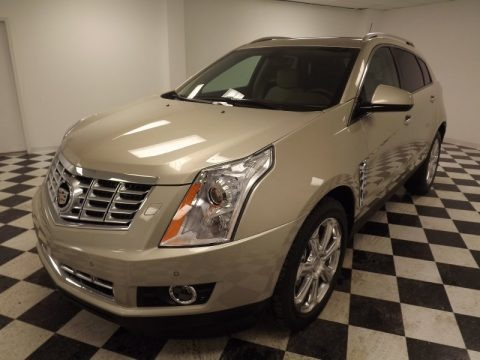 Silver Coast Metallic 2013 Cadillac SRX Performance FWD