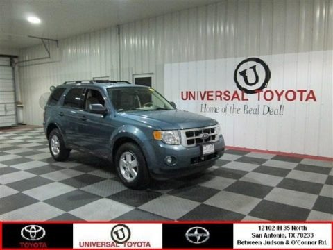 Steel Blue Metallic 2012 Ford Escape XLT V6 4WD