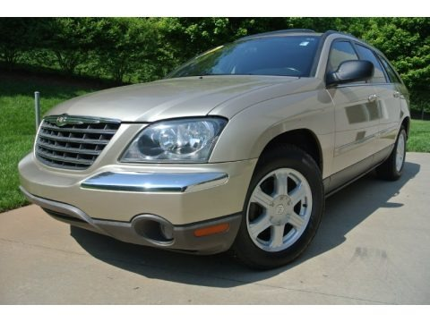 Linen Gold Metallic Pearl 2006 Chrysler Pacifica Touring AWD