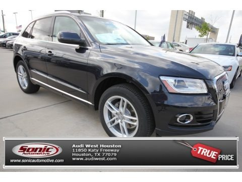 Moonlight Blue Metallic 2013 Audi Q5 2.0 TFSI quattro