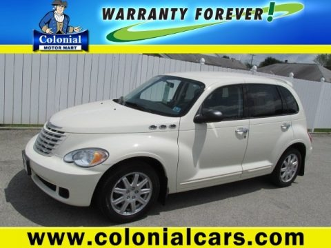 Cool Vanilla White 2007 Chrysler PT Cruiser