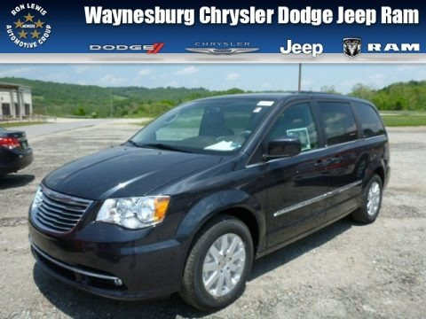 Maximum Steel Metallic 2013 Chrysler Town & Country Touring