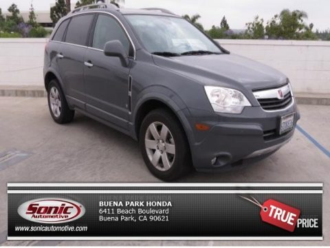 Techno Gray 2008 Saturn VUE XR