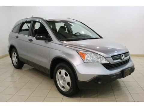 Whistler Silver Metallic 2008 Honda CR-V LX