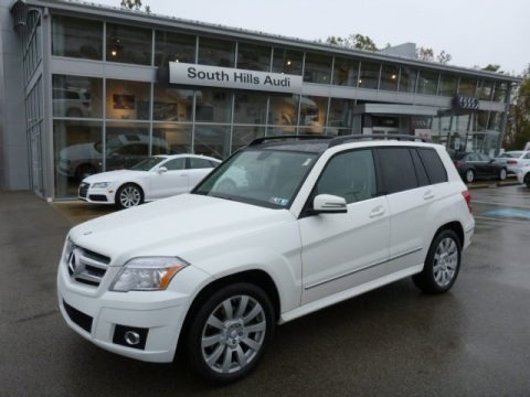 Ramsey Acura on Arctic White Mercedes Benz Glk 350 4matic Suvs For Sale   Vannsuv Com