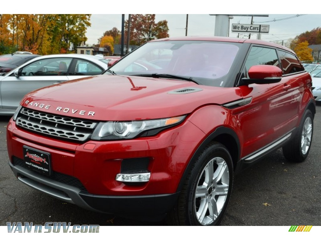 2012 land rover range rover evoque coupe pure in firenze. Black Bedroom Furniture Sets. Home Design Ideas