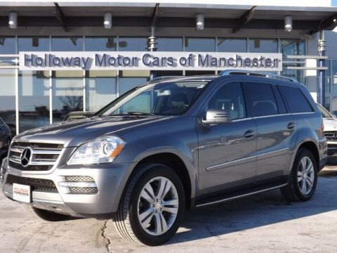2011 mercedes benz gl 450 4matic in palladium silver for Tri star mercedes benz st louis