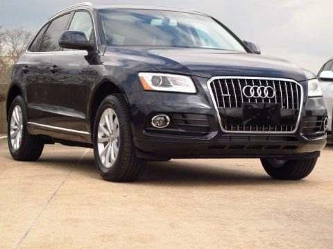 Moonlight Blue Metallic 2014 Audi Q5 2.0 TFSI quattro