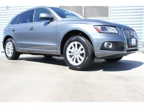Monsoon Gray Metallic 2014 Audi Q5 2.0 TFSI quattro