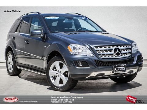 2011 mercedes benz ml 350 bluetec 4matic in black 691886 for Tri star mercedes benz st louis