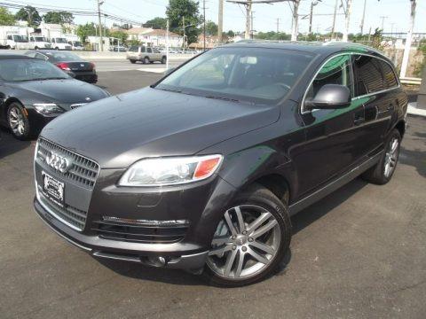 Lava Gray Pearl Effect 2007 Audi Q7 4.2 quattro