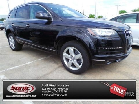 Night Black 2015 Audi Q7 3.0 Premium quattro