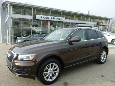 Teak Brown Metallic 2011 Audi Q5 2.0T quattro