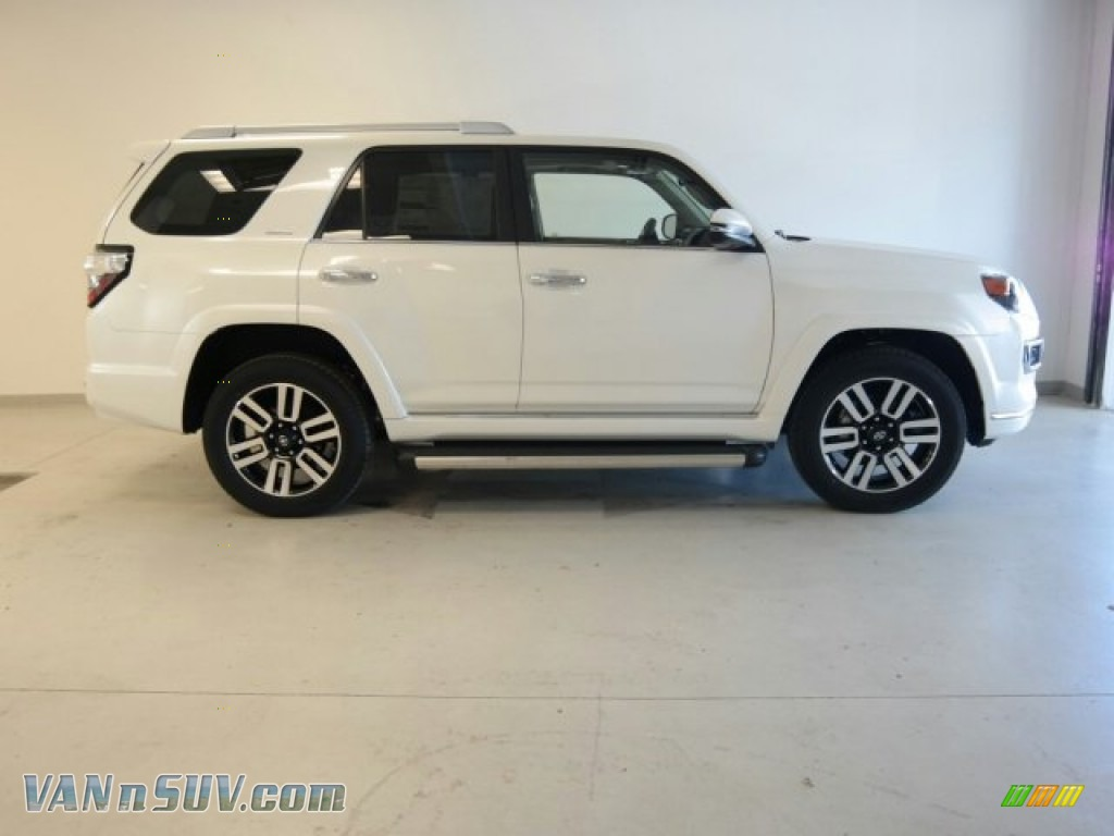 2015 toyota 4runner limited 4x4 in blizzard white 212154 vans and suvs for. Black Bedroom Furniture Sets. Home Design Ideas